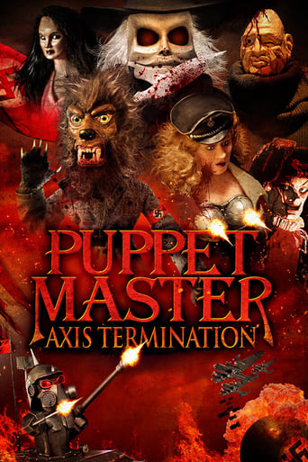 watch Puppet Master: Axis Termination free online 2017 english subtitles HD stream