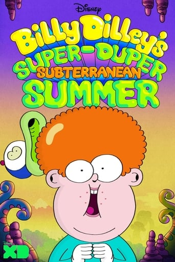 Image Billy Dilley's Super-Duper Subterranean Summer - Season 1