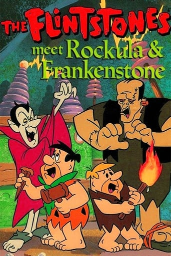 Image The Flintstones Meet Rockula and Frankenstone