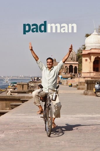 watch Pad Man free online 2018 english subtitles HD stream