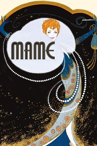 watch Mame free online 1974 english subtitles HD stream