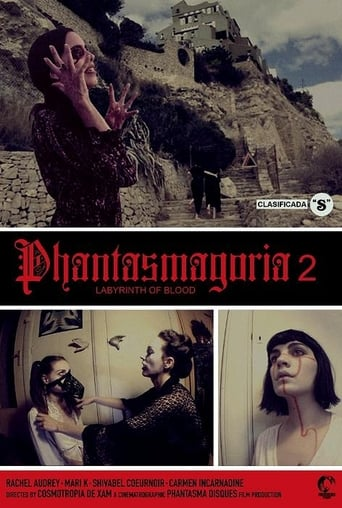 Image Phantasmagoria 2: Labyrinths of blood