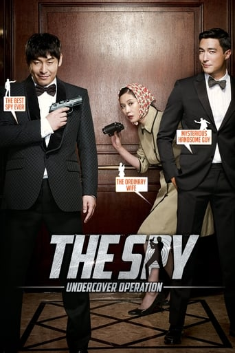 watch The Spy: Undercover Operation free online 2013 english subtitles HD stream