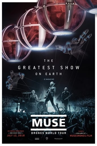 Poster Movie Muse: Drones World Tour | Muse: Drones World Tour (film) - Wikipedia | Muse: Drones World Tour Movie (@Muse: Drones World Tourewb) · Twitter | Muse: Drones World Tour (2017) - Rotten Tomatoes | Muse: Drones World Tour – Official Movie Site - Now Playing | Muse: Drones World Tour Movie - Home | Facebook 2017