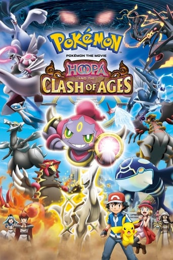 watch Pokémon the Movie: Hoopa and the Clash of Ages free online 2015 english subtitles HD stream