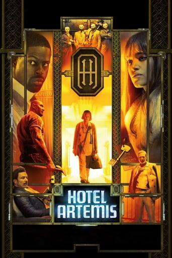watch Hotel Artemis free online 2018 english subtitles HD stream
