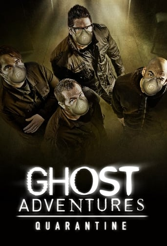 Image Ghost Adventures: Quarantine(2020) - Season 1