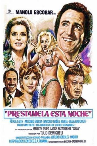 Poster of Préstamela esta noche