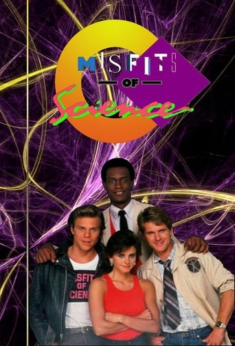 Poster of Misfits of Science