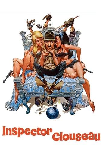 Poster of Inspector Clouseau