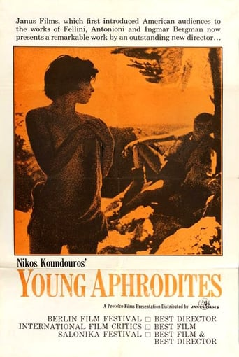 Poster of Young Aphrodites