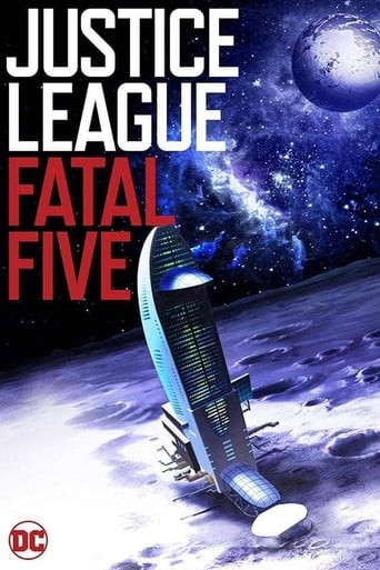 Poster of Justice League vs. the Fatal Five
