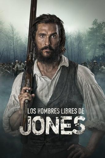 Poster of Los hombres libres de Jones