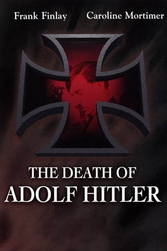 Poster of The Death of Adolf Hitler