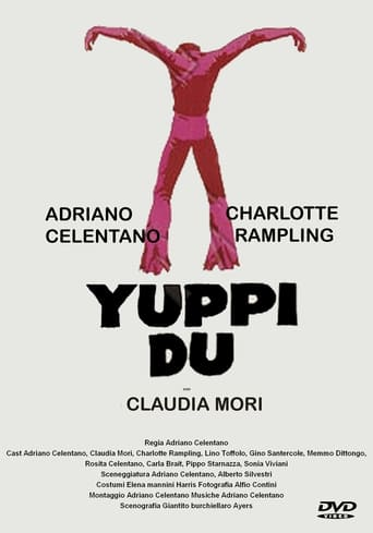 How old was Charlotte Rampling in Yuppi Du