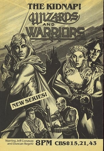 Poster of Wizards and Warriors