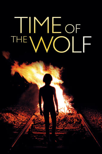 Poster of Time of the Wolf