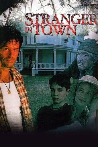 Poster of Stranger in Town