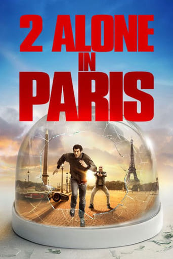 2 Alone in Paris poster