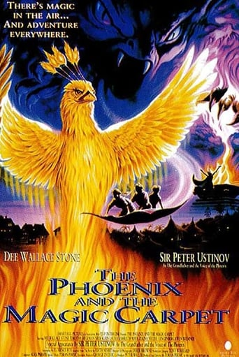 Poster of The Phoenix and the Magic Carpet