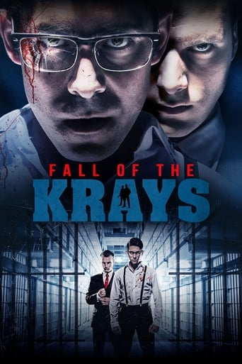 Poster of The Fall of the Krays