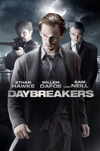 Filmplakat von Daybreakers