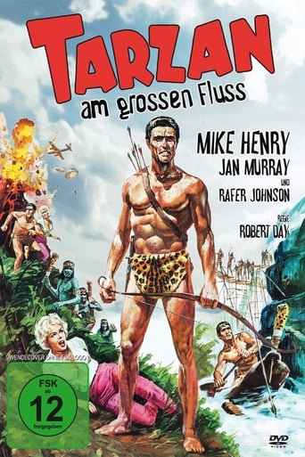 Poster of Tarzan and the Great River