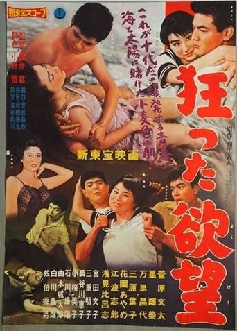 Poster of Crazy Desire