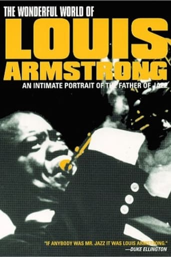 Poster of The Wonderful World of Louis Armstrong