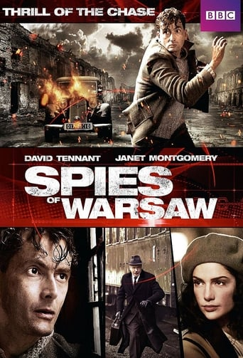 Poster of Spies of Warsaw
