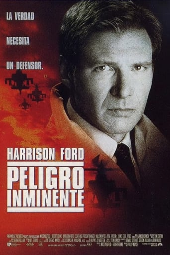 Poster of Peligro inminente