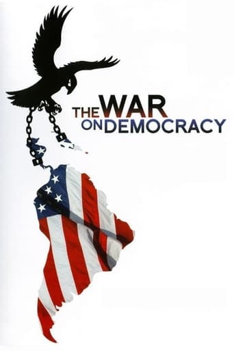 Poster of The War on Democracy