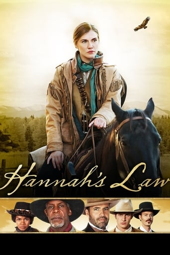 Hannah's Law poster