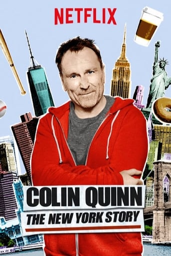 Poster of Colin Quinn: The New York Story