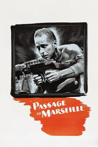 Poster of Passage to Marseille