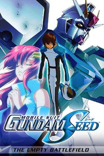 Poster of Mobile Suit Gundam SEED Movie I: The Empty Battlefield