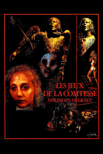 Poster of The Games of Countess Dolingen