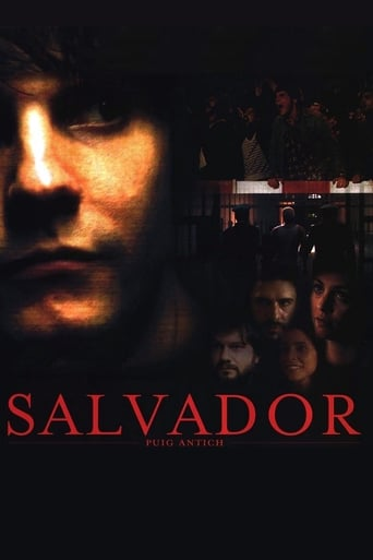 Poster of Salvador (Puig Antich)