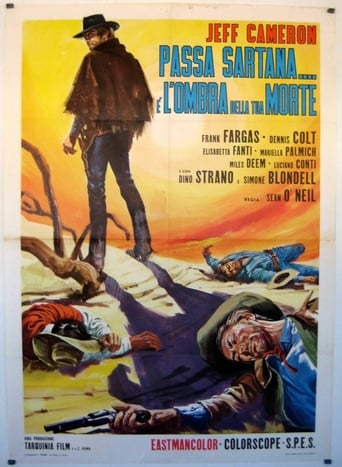 Poster of Sartana and His Shadow of Death