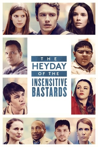 Poster of The Heyday of the Insensitive Bastards