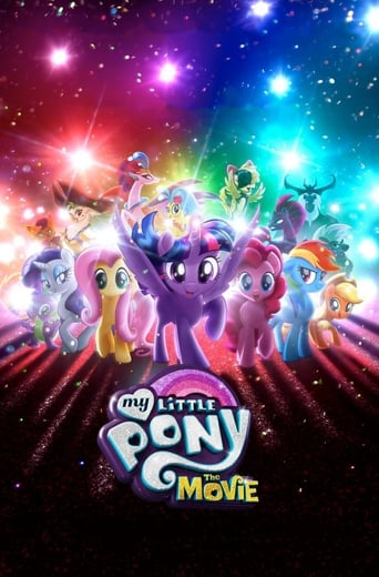 Poster of My Little Pony: La película