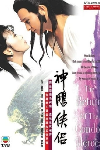 Poster of The Return of the Condor Heroes