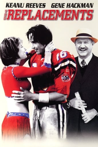 Poster of The Replacements