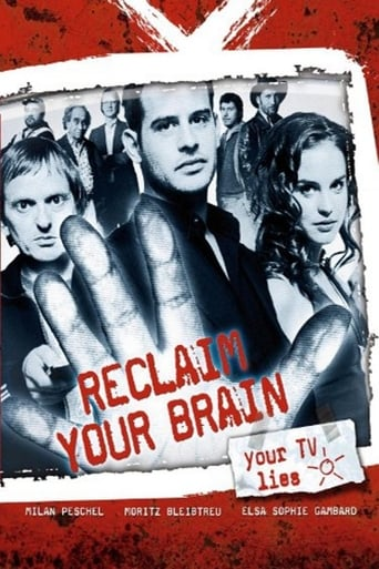 Poster of Reclaim Your Brain