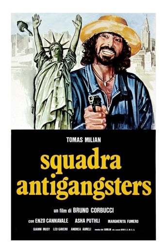 Poster of Squadra antigangsters
