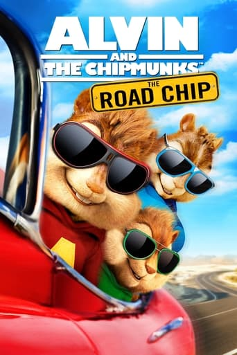 Poster of Alvin and the Chipmunks: The Road Chip
