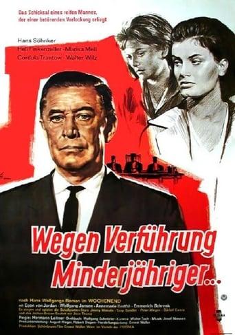 Poster of Wegen Verführung Minderjähriger