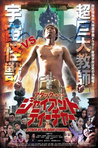 Poster of Attack of the Giant Teacher