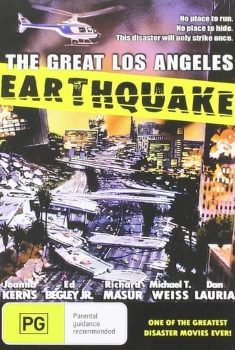 Poster of The Great Los Angeles Earthquake
