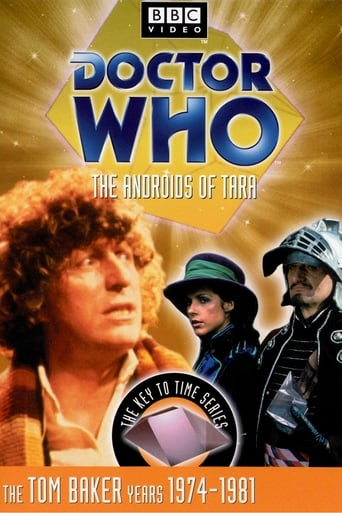 Poster of Doctor Who: The Androids of Tara